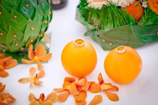Фото - Апельсинова весілля, або хай живе радість життя!