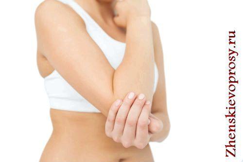 Фото - Що робити з сухою і лущиться шкірою на ліктях?