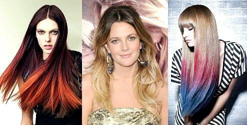 Фото - Що таке фарбування волосся в техніці омбре?