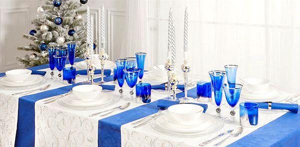 Сервіруємо новорічний стіл відповідно до символів року. Фото з сайту https://hature.clan.su