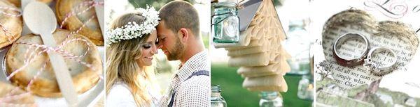 Фото - Французька елегантність: весілля в стилі прованс