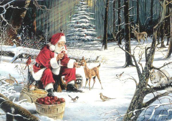 Фінський Дід Мороз теж приймає заявки на подарунки. Фото з сайту g2tour.com