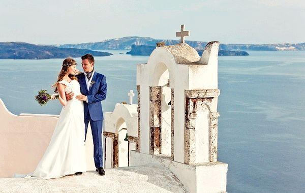 Фото - Грецьке весілля, або незабутнє торжество