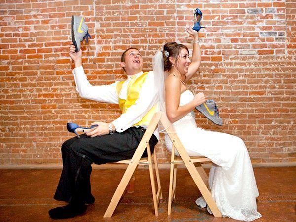 Фото - Ігри на весілля, або як розвеселити гостей і молодят
