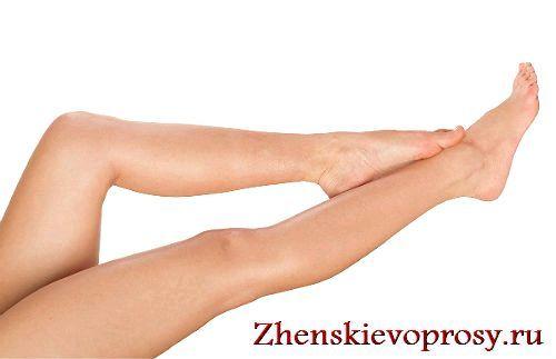 Фото - Як боротися з сухою шкірою на ногах?
