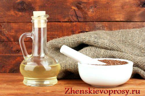 Фото - Чим корисне лляне масло?