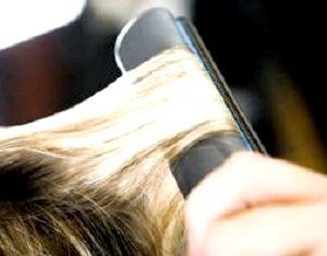 Фото - Як накручувати волосся праскою