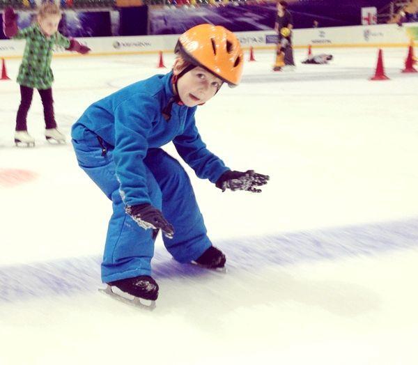 Подаруйте дітям свято на ковзанці. Фото з сайту childrens-health.ru