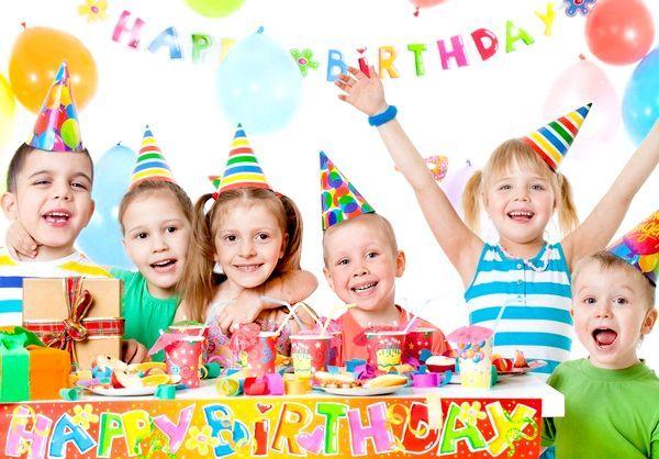 День народження дитини - це багато радості, сміху і веселощів!