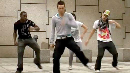 Фото - Як навчитися танцювати тектонік