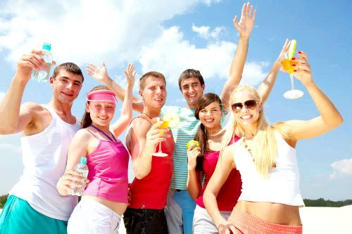 Фото - Як організувати пляжну вечірку?