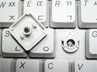 клавіші клавіатури