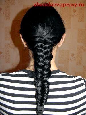 плетіння коси