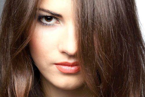 Фото - Як підібрати колір волосся для карих очей?