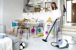 Як правильно прибирати в будинку