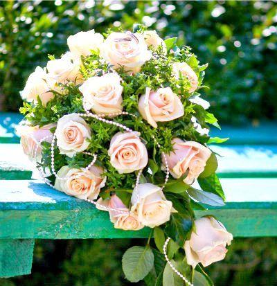 Фото - Як правильно вибрати весільний букет?