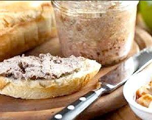 Фото - Як приготувати паштет з яловичої печінки