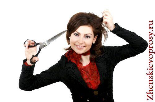 Фото - Як самостійно підстригти чубчик?