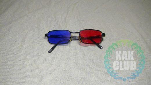 Фото - Як зробити 3d окуляри
