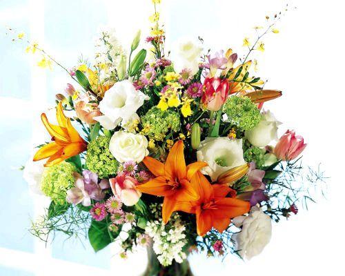 Фото - Як зробити, щоб квіти довше стояли?