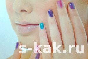Фото - Як зробити дизайн нігтів самої