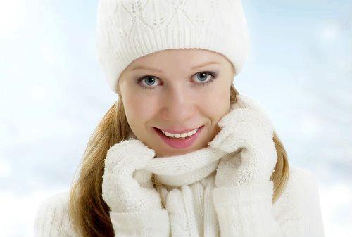 догляд за собою взимку