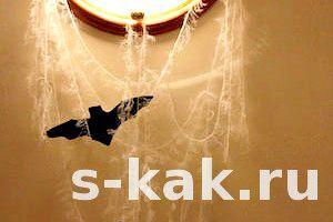 Як сплести павутину на Хеллоувін