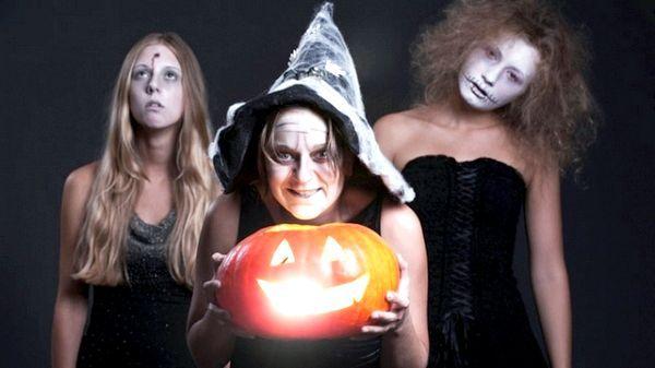 Бути дуже страшним - збираємося на Хеллоуїн. Фото з сайту m.domashniy.ru