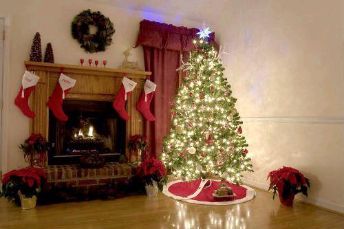 Фото - Як прикрасити будинок до нового року?
