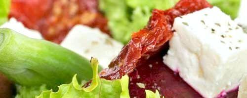 Як прикрасити салат
