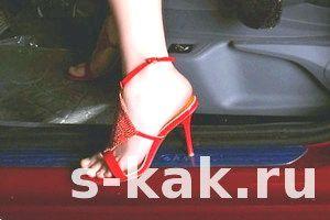 Фото - Як вибрати взуття для жінки за кермом