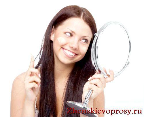 Фото - Як вибрати основу під макіяж?