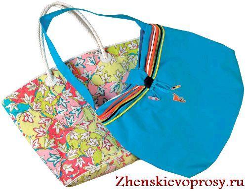 Фото - Як вибрати пляжну сумку?