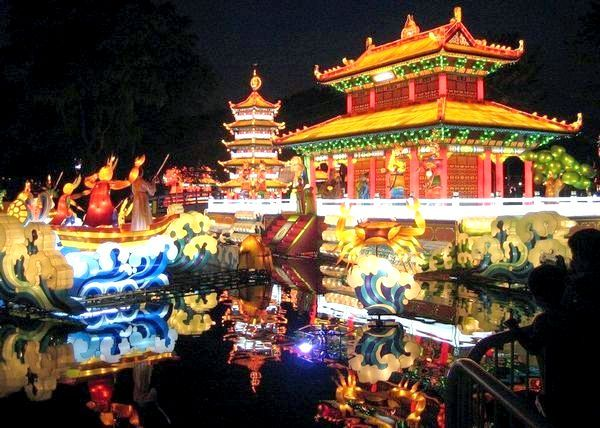 Фото - Китайський новий рік - свято весни і оновлення
