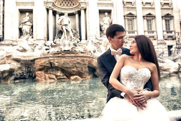 Фото - Клятва в коханні один одному на все життя, або весілля в італії