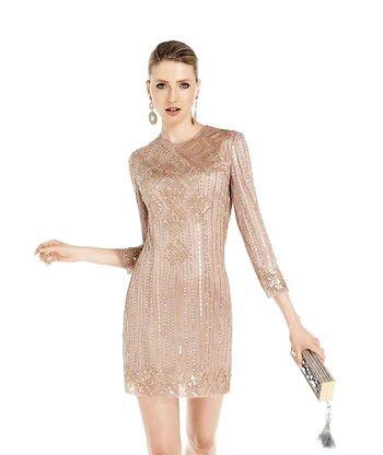 Коктейльне плаття: тонкощі вибору. Фото з сайту ru.landybridal.co