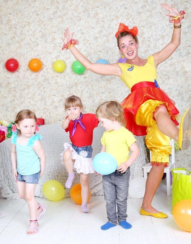 Фото - Конкурси для дітей. Кращий день народження для маленького непосиди