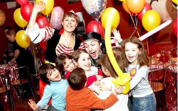 Музика і танці - обов'язкова складова дитячого свята. фото з сайту prazzzdnik.ru