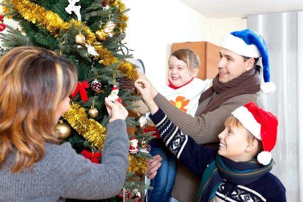 Конкурси на Новий рік для всієї родини. Фото: JackF - Fotolia.com