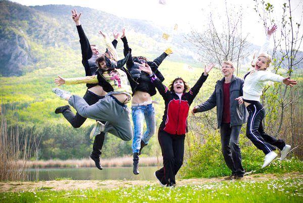 Фото - Корпоратив на природі: як організувати і які конкурси провести