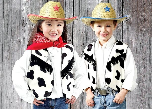 Фото - Ковбойська вечірка для дітей, або як опинитися на дикому заході