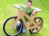 Фото - Хто винайшов велосипед?