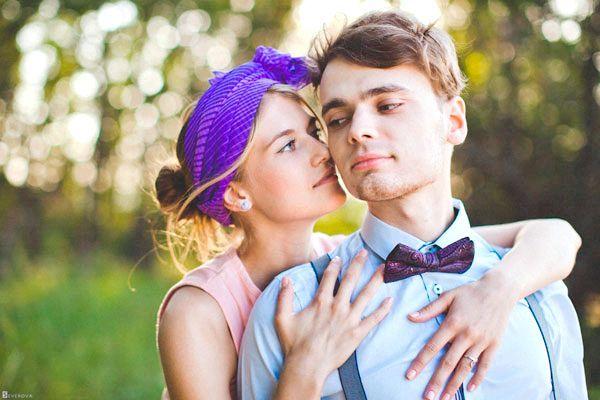Фото - Лав-сторі, або історія кохання у фотографіях