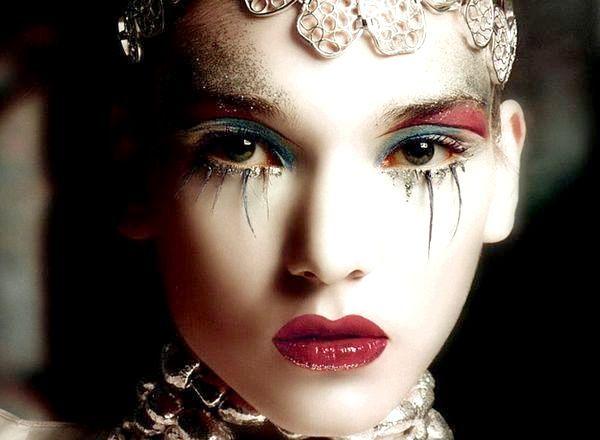 Як зробити макіяж на Хеллоуїн своїми руками. Фото з сайту xvatit.com