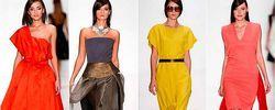 Модні літні сукні 2014