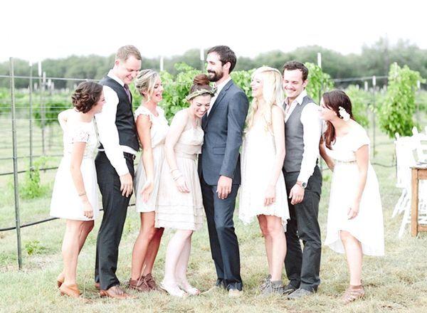 При виборі костюма важливі і тематика, і пору року весілля. Фото з сайту the-wedding.ru