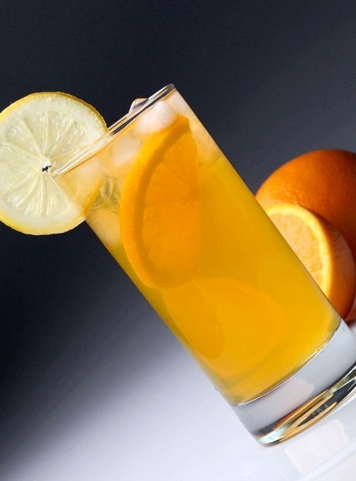 Натуральні соки - відмінний варіант для дитячого меню