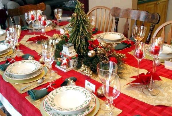 Новорічний стіл 2016 повинен бути яскравим. Фото з сайту hostingkartinok.com