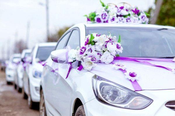 Як вибрати весільний кортеж? Фото з сайту vk.com