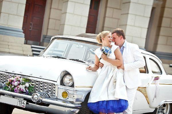 Для весілля в стилі ретро. Фото з сайту r-event.ru